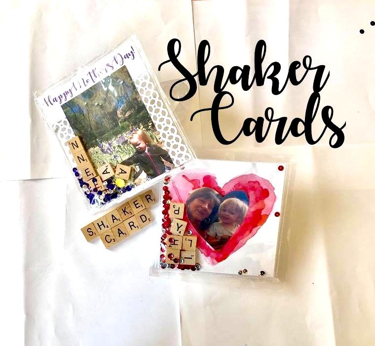 shakercard